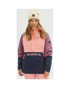 O'neill Original Anorak Jacket Women's- Conch Shell