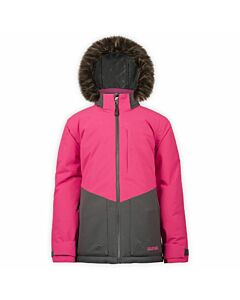 Outdoor Gear Dreamer Jacket Girl's- Pink Shimmer