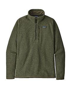 Patagonia Better Sweater 1/4 Zip Men's- Industrial Green