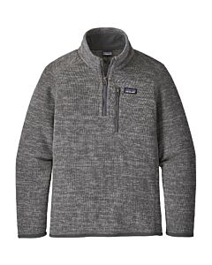 Patagonia Better Sweater Boy's- Nickle