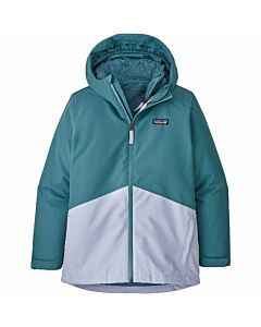 Patagonia Everyday 4in1 Jacket Girl's- Abalone Blue