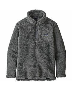 Patagonia Los Gatos 1/4 Zip Boy's- Forge Grey