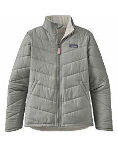 Patagonia Rev Snow Flower Jacket Girl's- Salt Grey