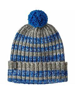 Patagonia Wool Pom Beanie- Alpine Blue