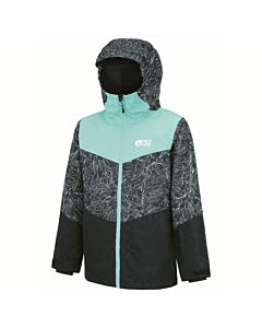 Picture Weekly Jacket Girl's- Turquoise