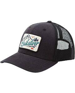 Quiksilver Clean Rivers Hat- Black