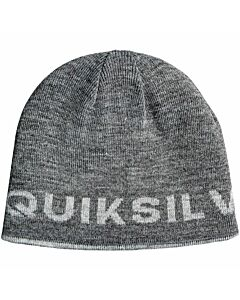 Quiksilver M&W Beanie- Highrise Heather