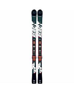 Rossignol React 6 Ski w/ XP 11 Binding