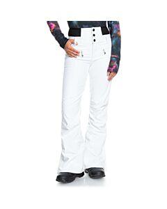 Roxy Short Rising High Pant Women's- Bright White