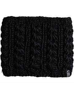 Roxy Winter Collar- Anthracite Black