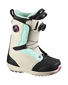 Salomon Ivy Boa St8jkt Boot Women's- Rainy Day