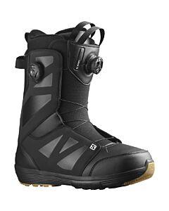 Salomon Launch Boa Sr8jkt Boot Men's- Black/ Black