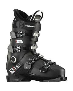Salomon S Pro 80 Boot Men's- Black/Belluga