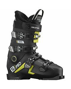 Salomon S Pro X90+ Custom Shell Ski Boot- Black