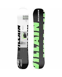 Salomon The Villain Wide Snowboard