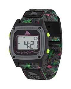 Freestyle Classic Clip Watch- Flamingo After Dark