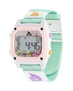 Freestyle Classic Clip Watch- Mint Blush