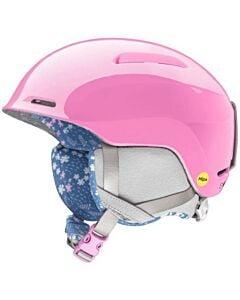 Smith Glide Jr Mips Helmet- Flamingo Florals