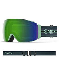 Smith I/O Mag Goggle- Bermuda w/ Chromapop Sun Green + Storm Rose