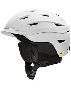 Smith Level Mips Helmet- Matte White