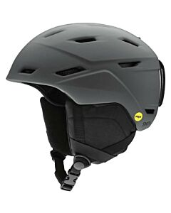Smith Mission Mips Helmet- Matte Charcoal