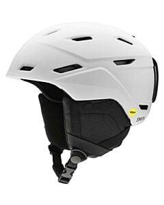 Smith Mission Mips Helmet- Matte White