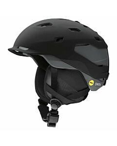 Smith Quantum Mips Helmet- Matte Black/ Charcoal