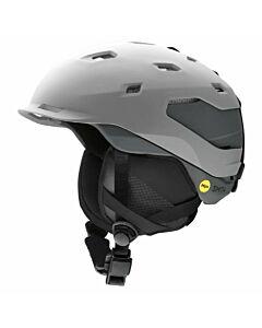 Smith Quantumn Mips Helmet- Matte Cloud Grey/ Charcoal