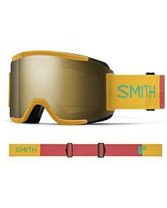 Smith Squad Goggle- Saffron Landscape w/ Chromapop Sun Black + Gold Mirror