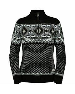 Spyder Arc Halfzip Sweater Women's- Black