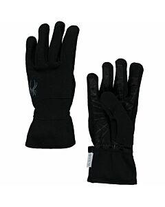 Spyder Wander Infinium Fleece Glove Men's- Black