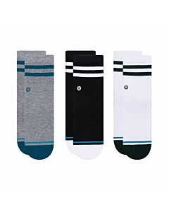 Stance Classic Stripe Sock Youth- 3Pack