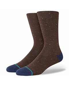 Stance Icon 2 Sock- Brown