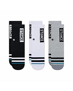 Stance OG Stripe Sock Youth- 3Pack