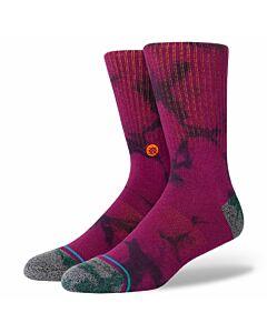 Stance Scarabaeus Sock- Purple