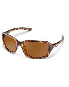 Suncloud Fortune Sunglasses- Tortoise w/ Polar Brown