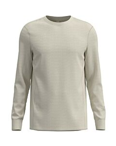 The North Face All Season Waffle Thermal Shirt Men's- Vintage White