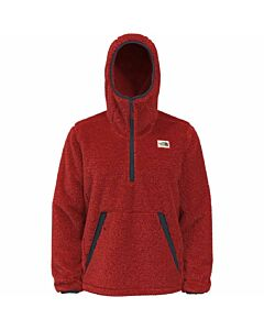 The North Face Campshire P/O Hoodie Men's- Red/Navy