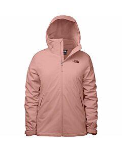 The North Face Carto Triclimate Jacket Women's- Rosetan
