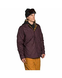 The North Face Fort Point Flannel Men's- Root Brown/ Timber Tan