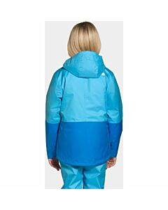 The North Face Freedom Triclimate Jacket Girl's- Ethereal Blue