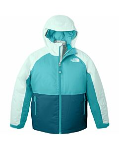 The North Face Freedom Triclimate Jacket Girl's- Transarctic Blue