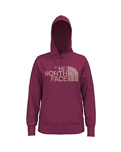 The North Face Half Dome P/O Hoodie Women's- Roxbury Pink