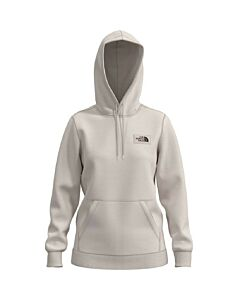 The North Face Heritage Patch P/O Hoodie Women's- Gardenia White