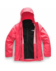 The North Face Mountainview TriClimate Jacket Girl's- Paradise Pink