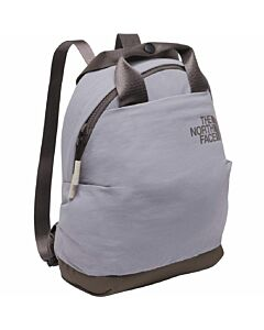 The North Face Never Stop Mini Backpack- Light Grey