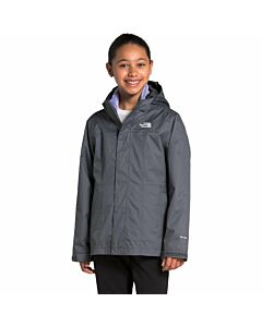 The North Face Osolita Triclimate Jacket Girl's- Vandis Grey