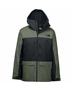 The North Face Sickline Jacket Men's- Thyme/ TNF Black