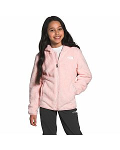 The North Face Suave Oso Hoodie Girl's- Pink Salt