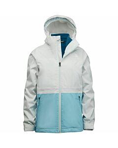 The North Face Vortex Triclimate Jacket Girl's- Ice Blue